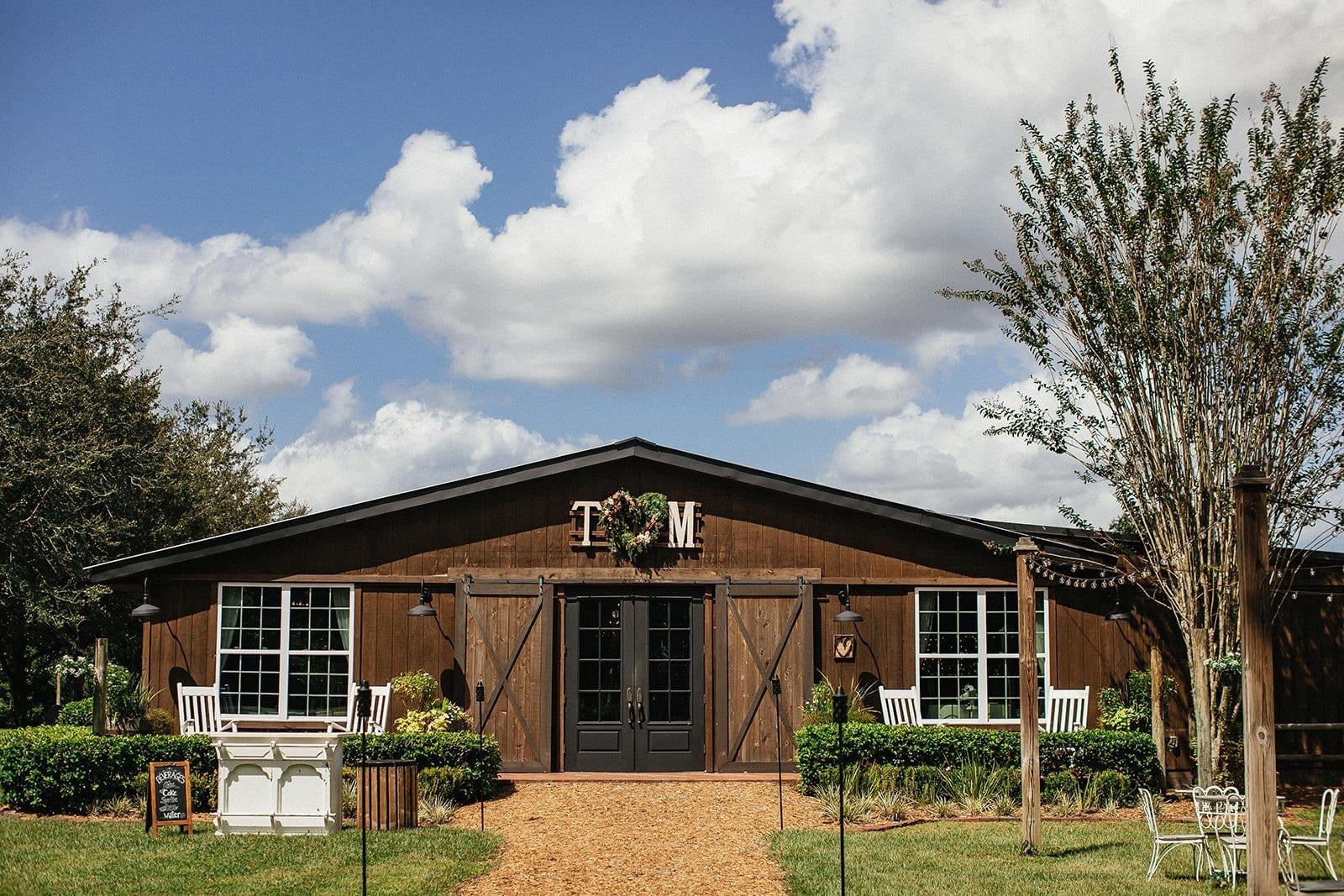Florida Barn Wedding Venue