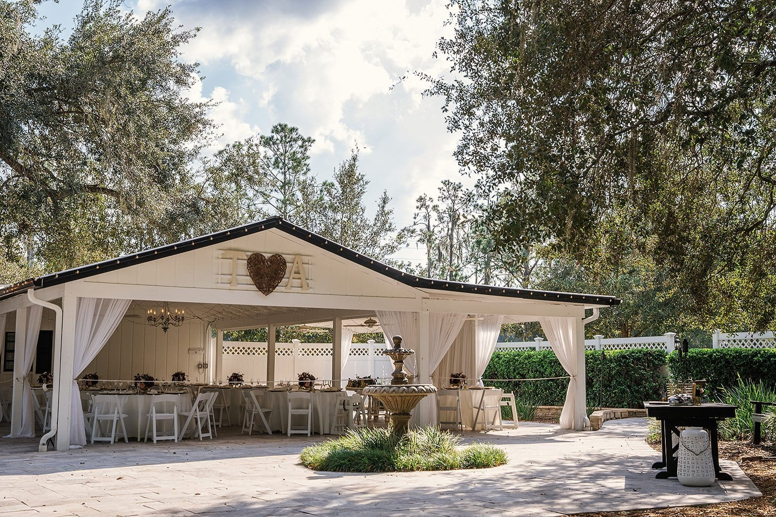 The French Country Inn Wedding Venue