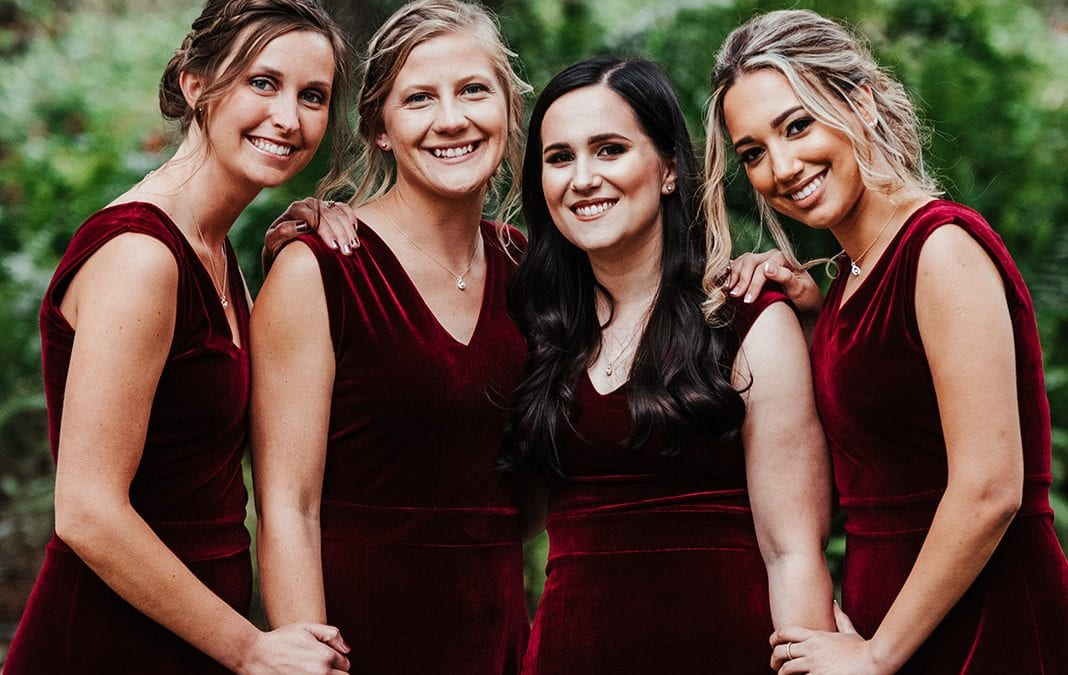 5 Bridesmaid Dresses We Know You'll Love!