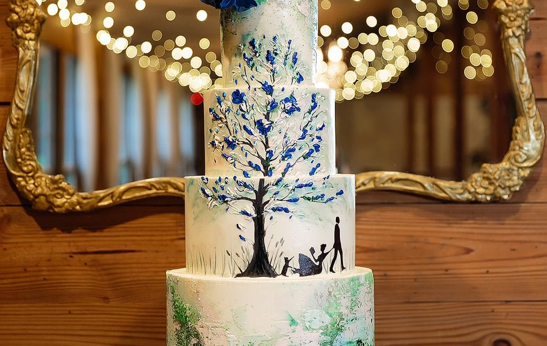 Favorite 2020 Wedding Cakes