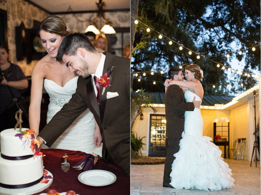 Colbie and James' Wedding at the French Country Inn